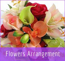 Send Fresh Flowers to C V Raman Nagar
