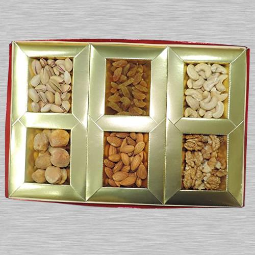 Nutritious assorted  Dry Fruits<br>(Almond, Raisin, Khurmani, Cashew)