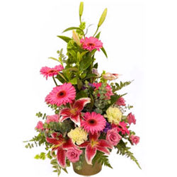Brilliant Luxury Collection Flowers Premium Arrangement