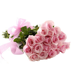 Amazing Pink Color Roses Bouquet