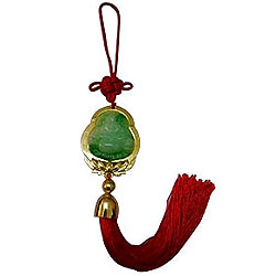 Fortune Special Feng Shui Hanging Laughing Buddha