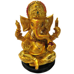 Invincible Lord Ganesha Idol