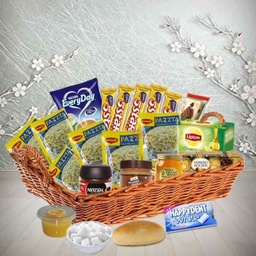 Perfectly Accompanied English Style Lunch Hamper