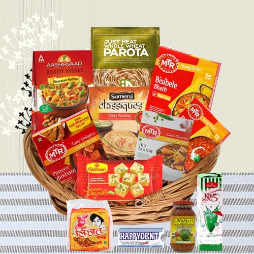 Superior Festive Dishes North Indian Dinner Gift Hamper