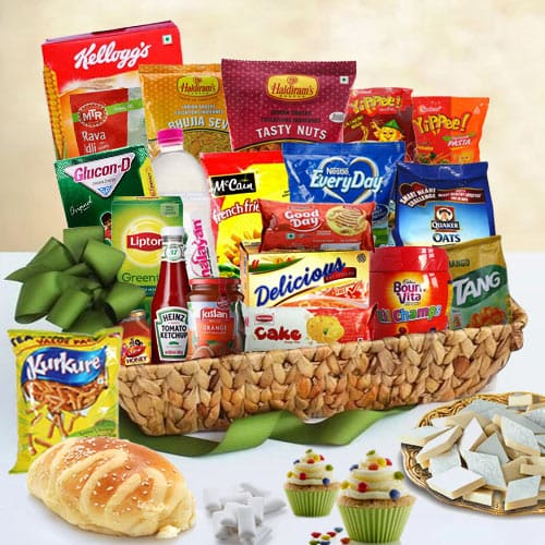 Lovable Weekend Breakfast Hamper