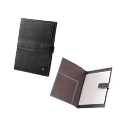 Leather Document Manager Set 1