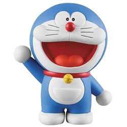 Eye-Catching Doraemon Action Figure for Children
