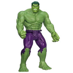 Charming Present of Marvel Avengers Hulk Action Figurine for Baby Boy