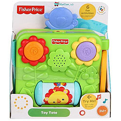 Fisher Price�s Festal Game Bunch