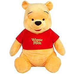 Laudable Disney Winnie the Pooh Soft Toy