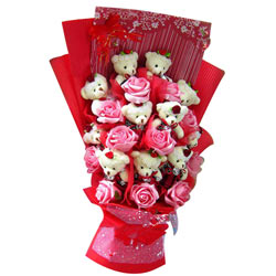 Prepossessing Gift Arrangement