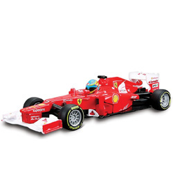 Bburago�s Mobility�s Mirth Scuderia Ferrari Model Car
