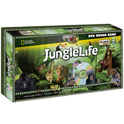 Zapak Games � Jungle Life Board Games