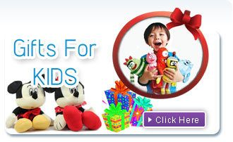 Online Bouquet & Gifts For Kids in Bangalore